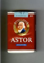 astor zigaretten