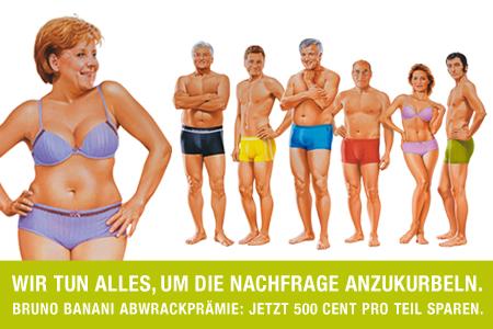 Nacktfoto merkel +++ Heck