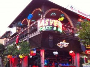 Alanya Unruhen Vegas Bar