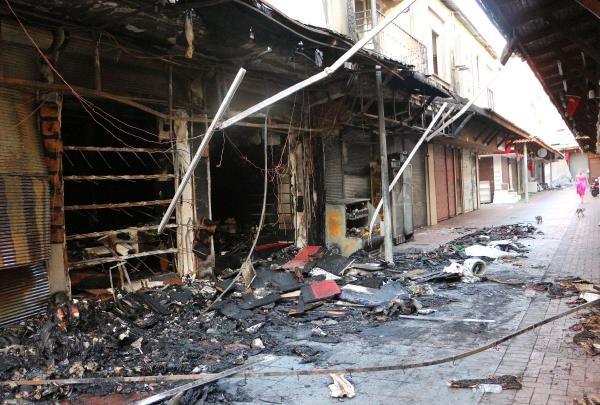 Unruhen in Alanya - Reisewarnung Türkei